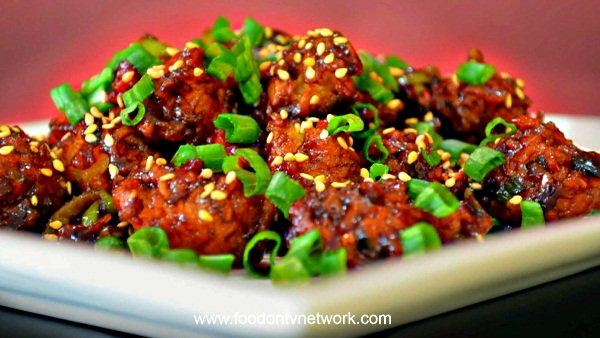 Manchurian Recipe Step 4. Delicious Manchurian Recipe.