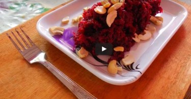How to Make Beetroot Halwa Recipe, Best Indian Halwa Recipe, Best Indian Sweet or Dessert Recipe.