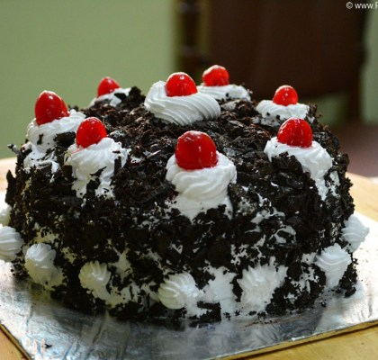 Black Forest Cake Recipe. Best Cake Recipe. Easy Cake Recipe.