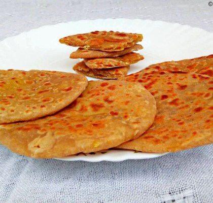 Puran Poli Recipe, Puran Puri Recipe, Sweet Flatbread Recipe, Indian Sweet Recipe, Sweet Puri Recipe.