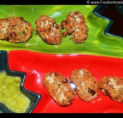 Chickpeas Cutlet Recipe, Easy Chickpea Cutlets Recipe, Kabuli Chana Cutlet, Kabuli Chane ki Tikki Recipe, Indian Starter Recipe, Indian Snacks Recipe.