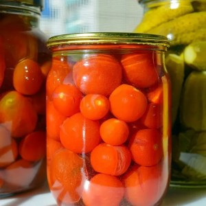 Conserved Tomatoes, a rich source of Vitamin B6