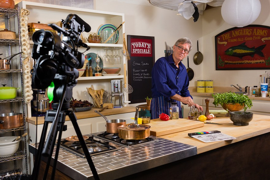 David Jackson cooks on Food Over 50