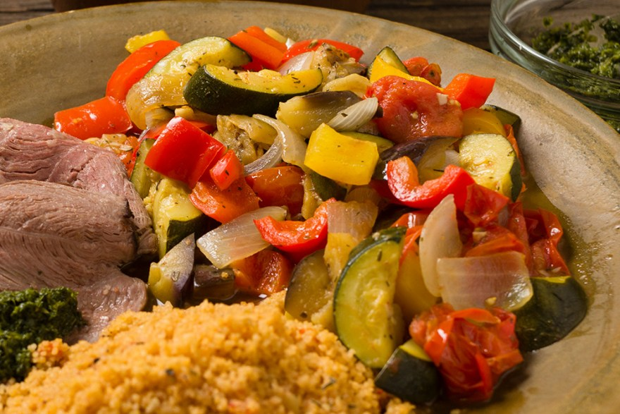 Food Over 50, ratatouille recipe