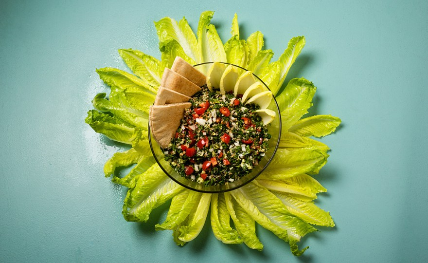 Tabbouleh with Artichoke