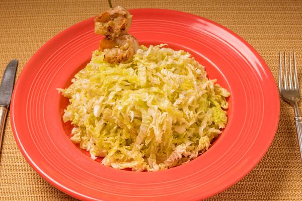 Cavolo salad food over 50 style