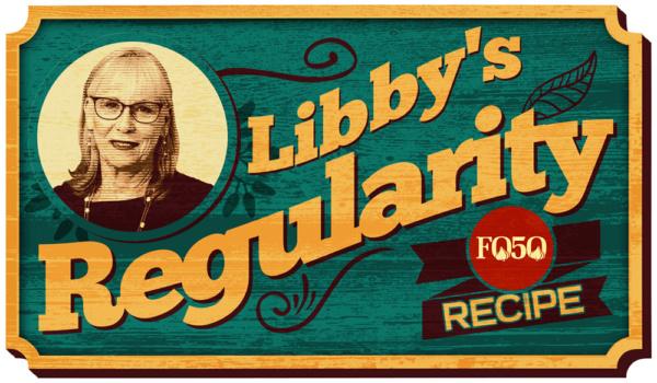 Libby's regularity recipe