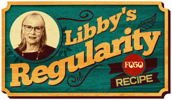 Libby's regularity recipe