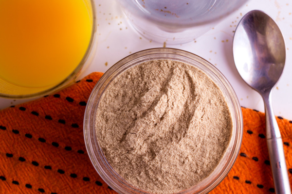 Morning fiber boost with psyllium husk Food Over 50 style