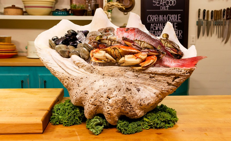 The Seafood Diet