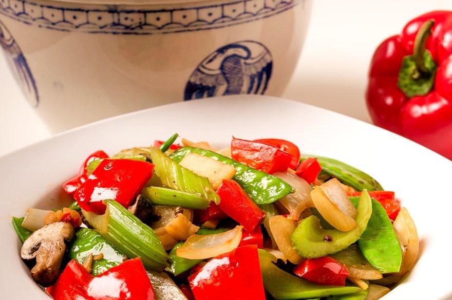 Sichuan Stir Fry
