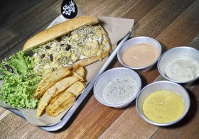 Pickle & Fig Taman Tun Dr Ismail Healthy Sandwiches and Smoothies