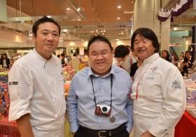 Japanese Sweets and Sake Fair at Isetan KLCC