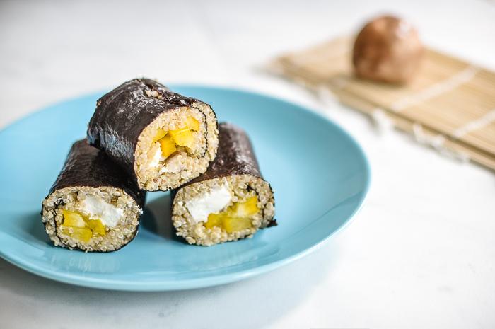 quinoa sushi-0686