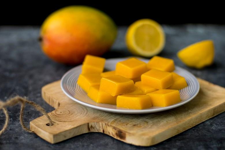 Mango zuckerfrei Fruchtgummi
