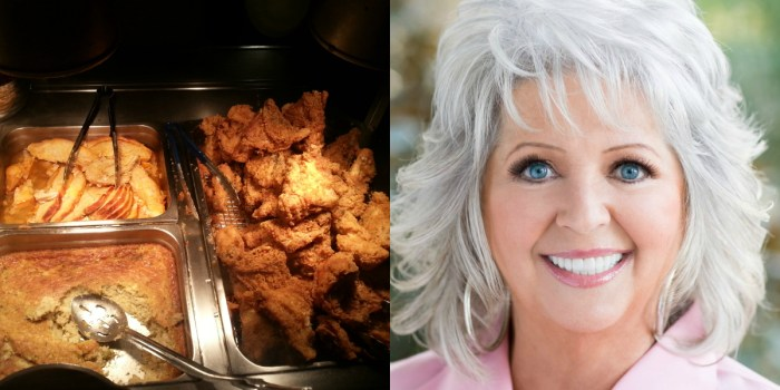 A Voice From Within The Paula Deen Wilderness Food Republic