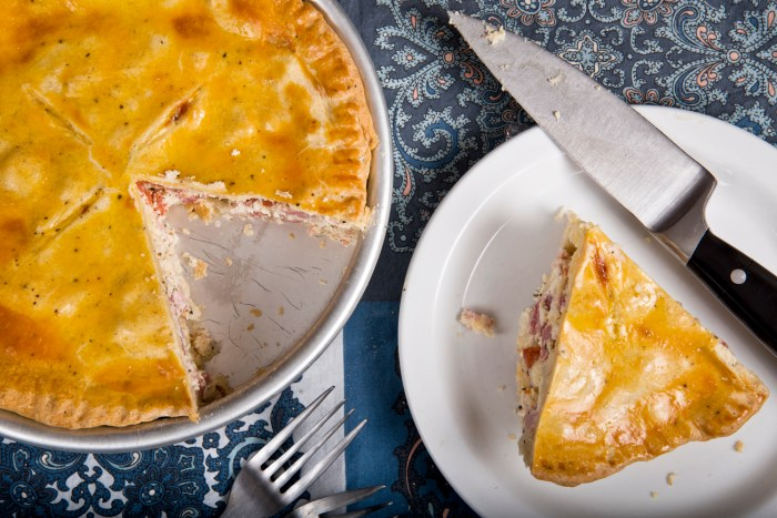 Italian meat pie recipe