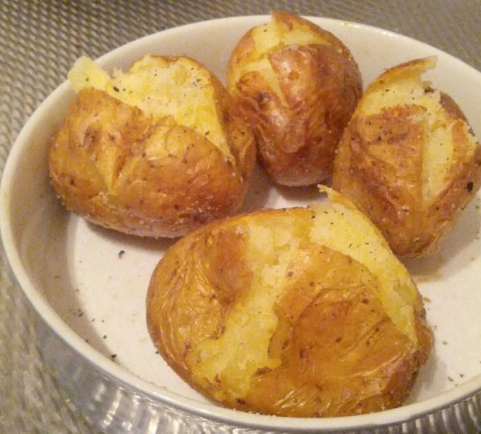 How Do You Microwave A Baked Potato Food Republic