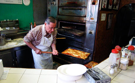 Di Fara Pizza America S Test Kitchen