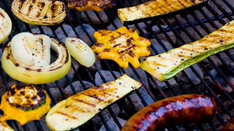 Allow Us To Rank 12 Grilled Vegetables From First To Green Beans