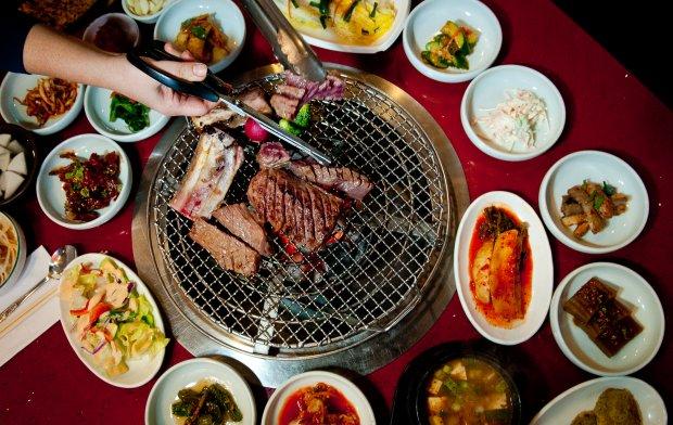 Nyc 6 Korean Restaurants To Visit In Queens Food Republic