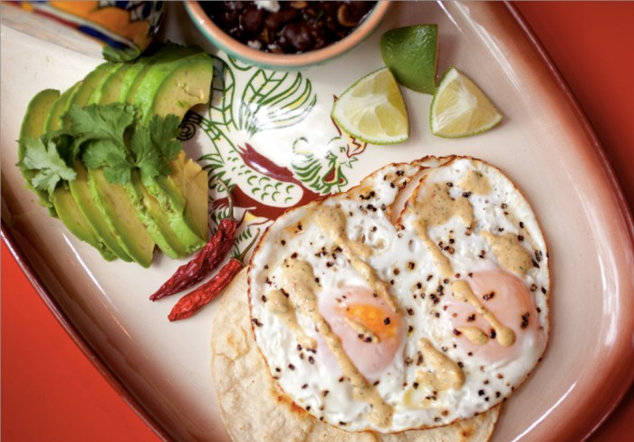 fried egg taco recipe chipotle