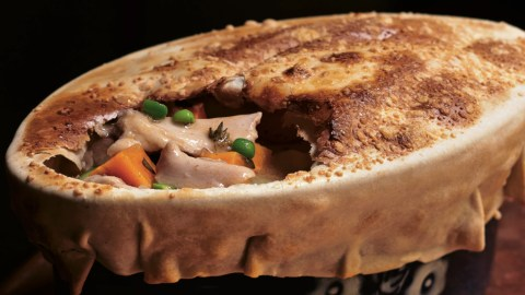 Andrew Carmellini's Chicken Pot Pie Recipe