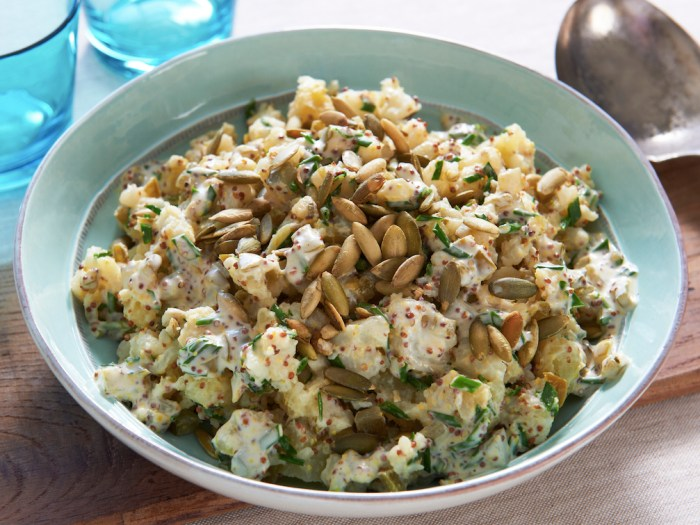 Texas Potato Salad Recipe