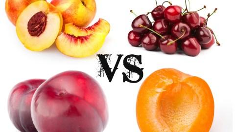 Food Republic Stone Fruit Power Rankings