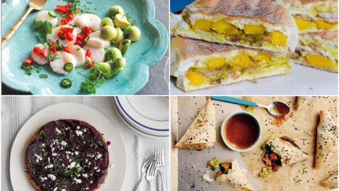 New Recipes This Week: Blue Crabs, Mexican Pickles, Boozy