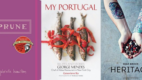 34 New Cookbooks We'll Be Reading This Fall