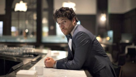 Actor Adam Pally Tries Secret Pizza, Hangover Cures In Vegas