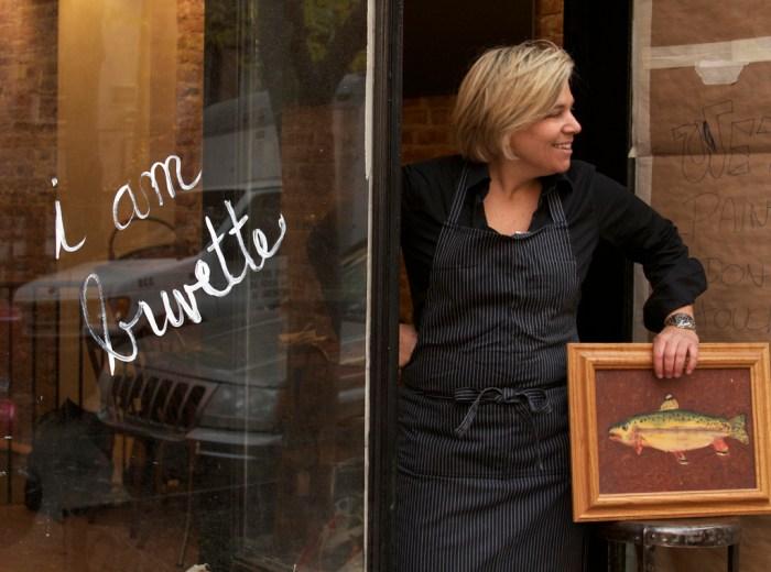 Jody Williams Dishes On Buvette NYC vs  Buvette Paris - Food