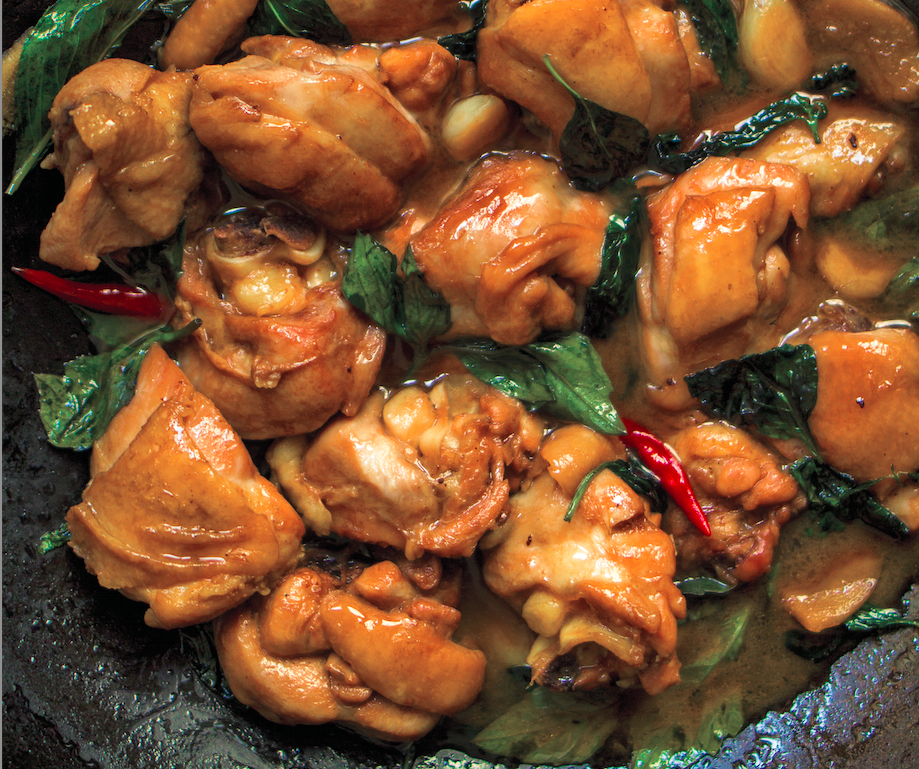 Taiwanese Three Cup Chicken Recipe - Food Republic