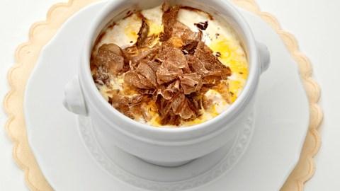 uovo in Cocotte con Tartufo bianco d'Alba edit