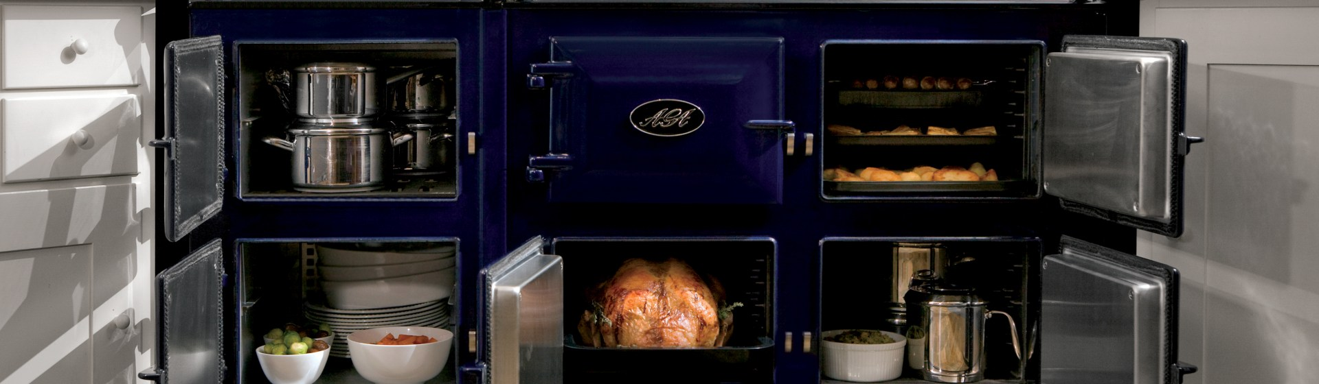Will America Go Gaga For AGA? The Fancy British Stove Is
