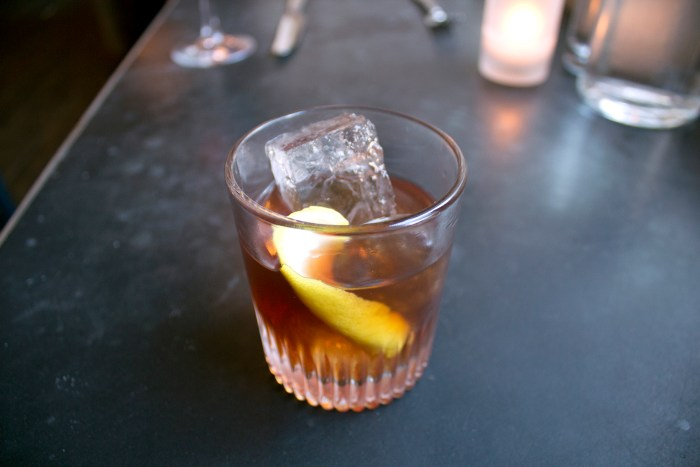 The Classic Vieux Carré Cocktail Gets a Brooklyn Refresh - Food Republic
