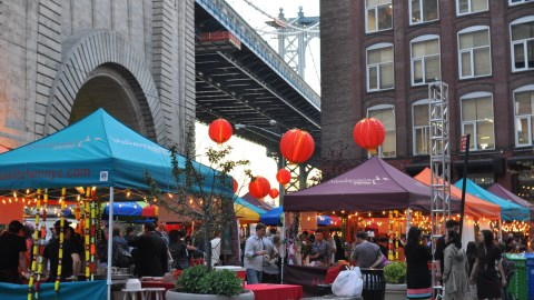 Since Luckyrice's first festival in 2010 in New York, founder Danielle Chang has bridged American and Asian cultures through the lens of food. (Photo: dumbonyc/Flickr.)