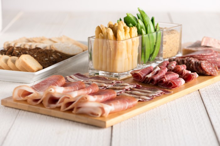 Centerplate SB50 Local Charcuterie