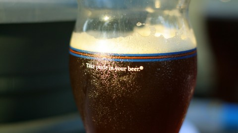 Take pride in your beer. (Photo: span112/Flickr.)