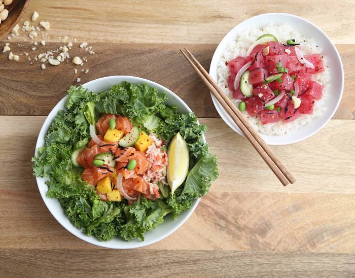 The Raw Truth About Poke, This Season's Hottest Food Trend - Food