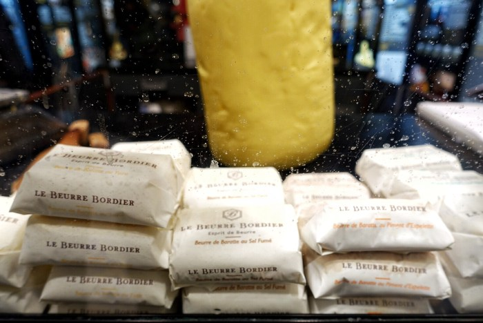 Look no further than Bordier Creamery for all your butter and cheese needs.