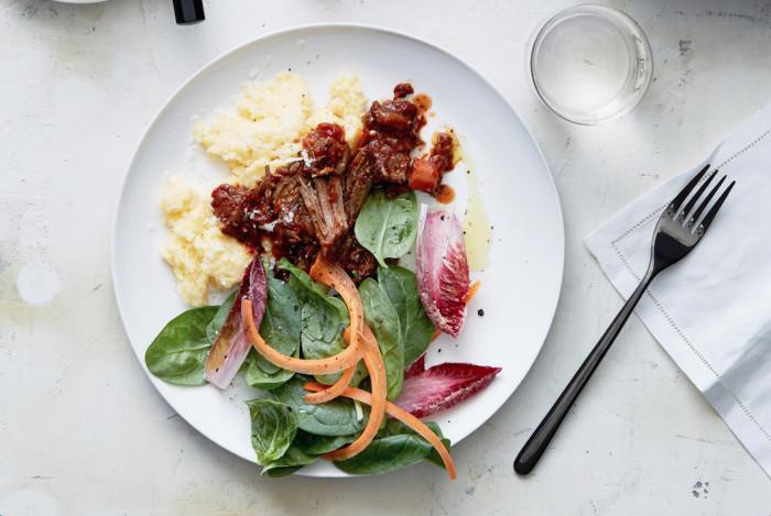 grass fed beef ragu