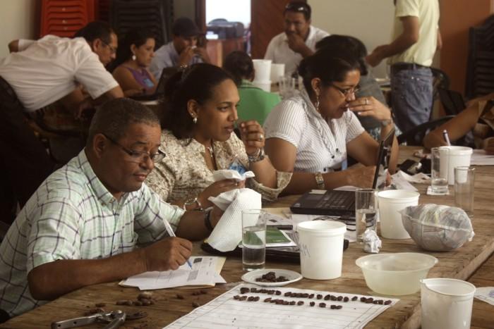 TCHOSource_Sensory Quality Training Peru