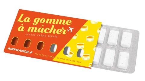 Crème Brûlée Chewing Gum