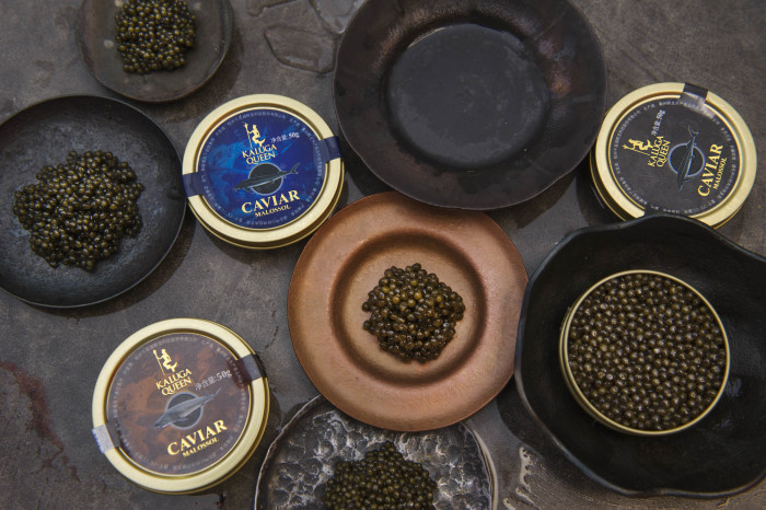 chinese caviar