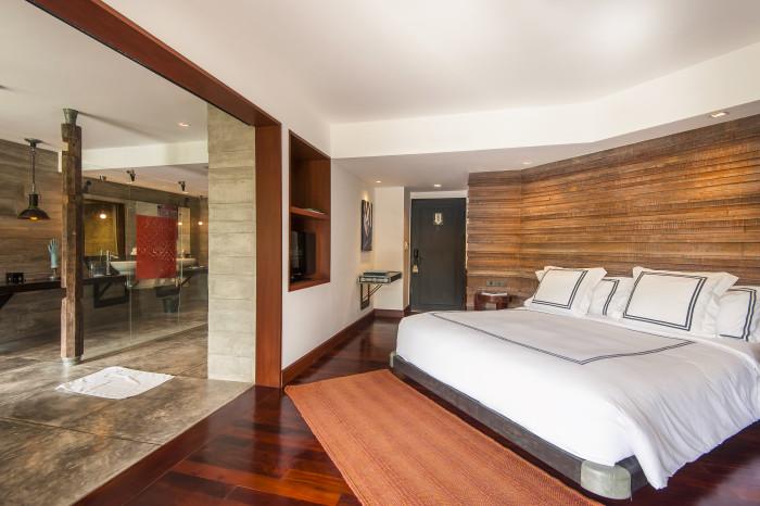 the slate bedroom photo