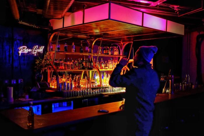 bushwick bar