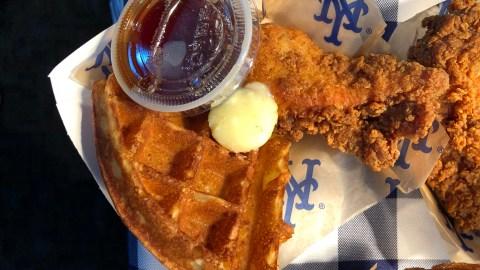 Major League Baseball food festival