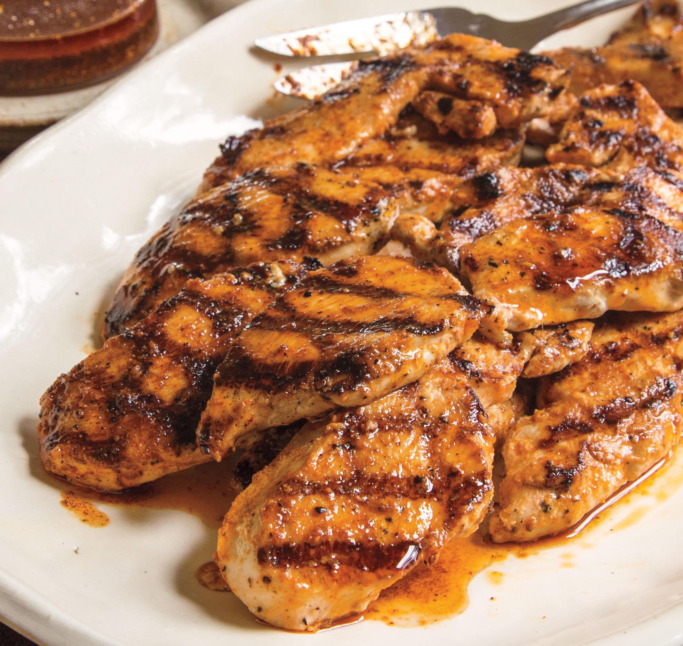 Crank It Up: Make This Nashville Hot Grilled Chicken